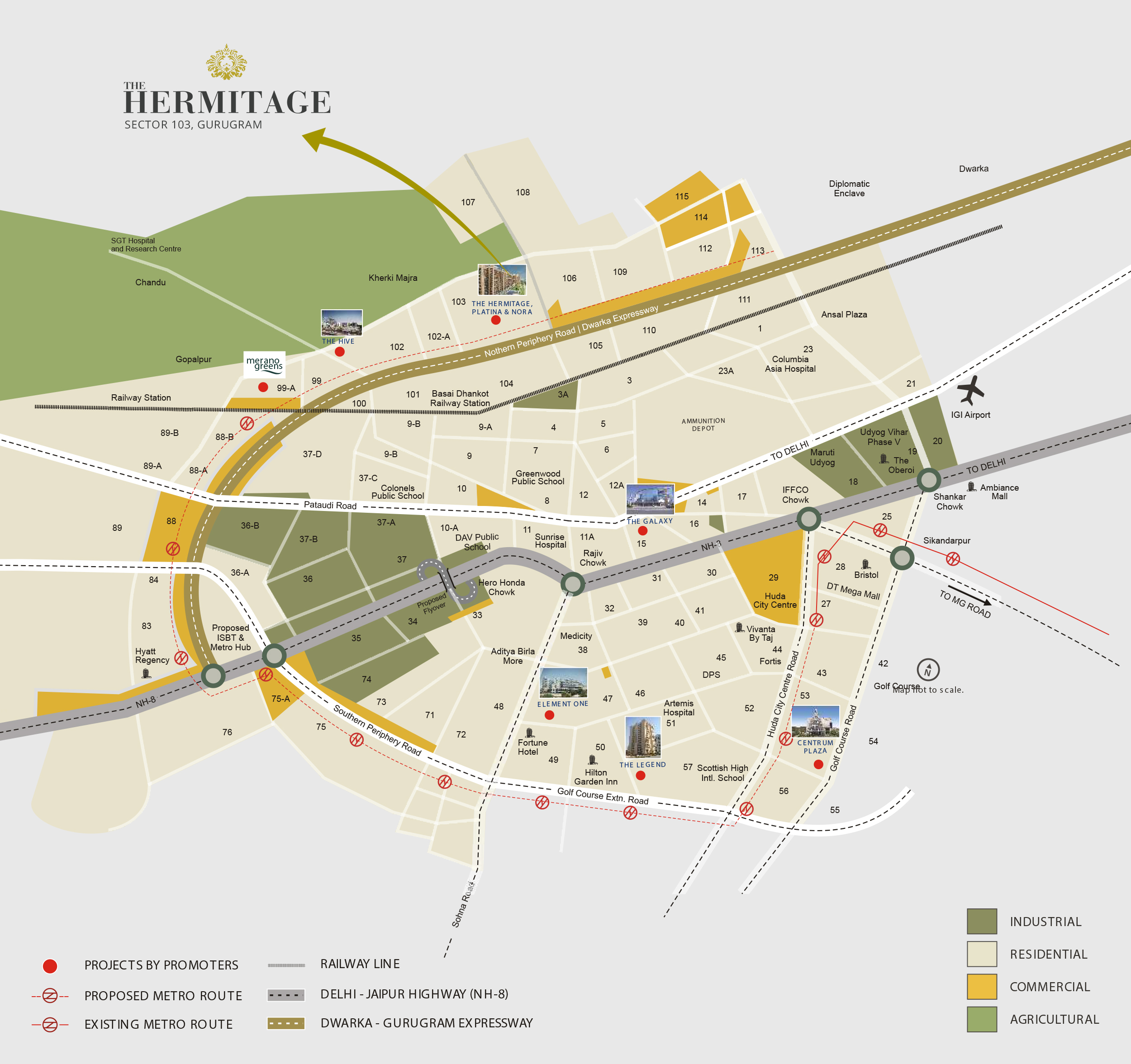 The Hermitage<br/>  The Zenith of Luxury